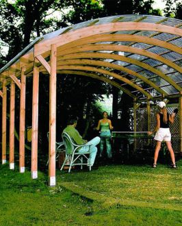 Carport Valenciennes Double