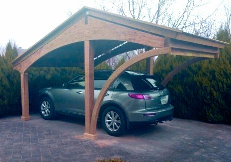 Carport Revelatio Unique