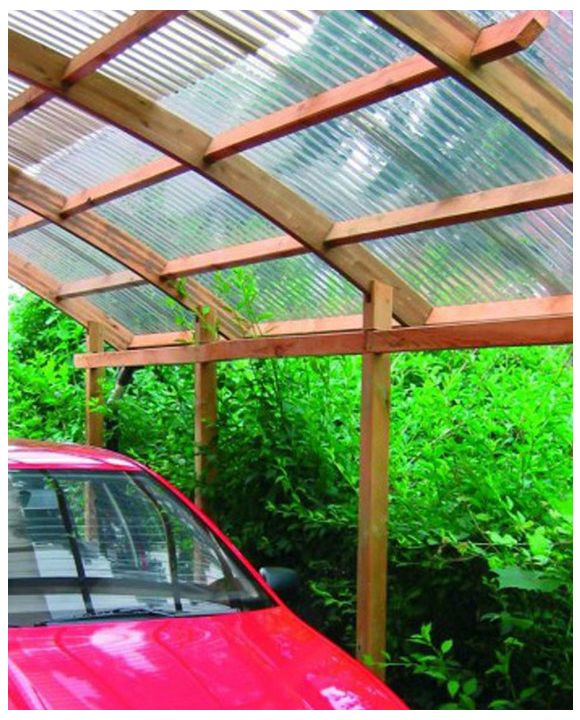 Carport modulable Conwy