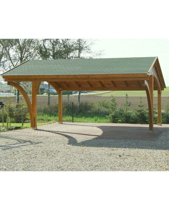 Carport Revelatio Double