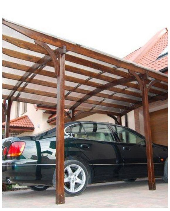 Carport Le Mans single